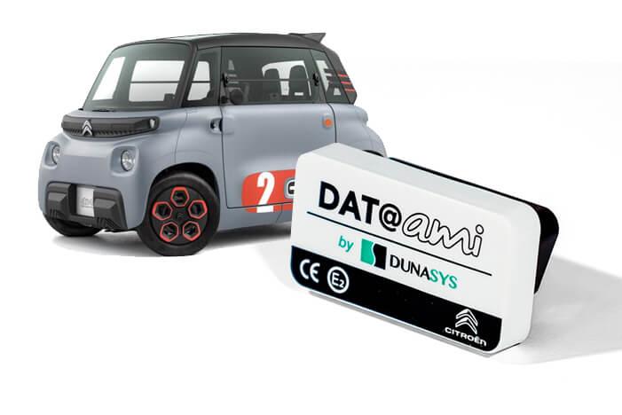 DCAR BT et AMI Citroën