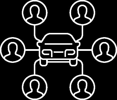 Icône autopartage