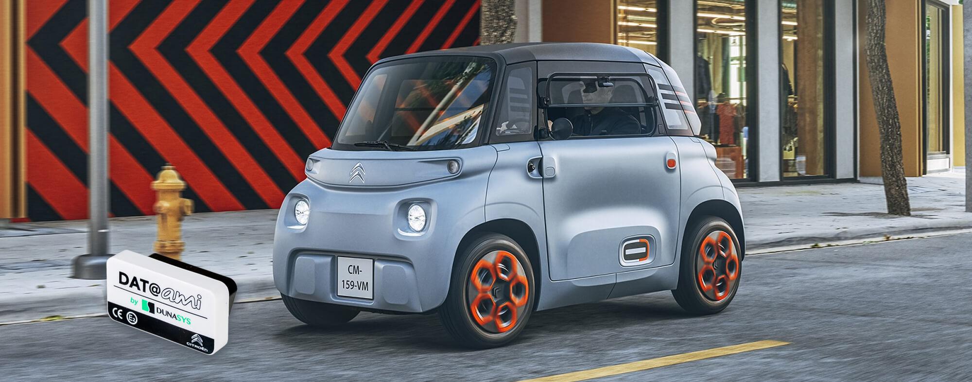DCAR-BT et l'AMI Citroën